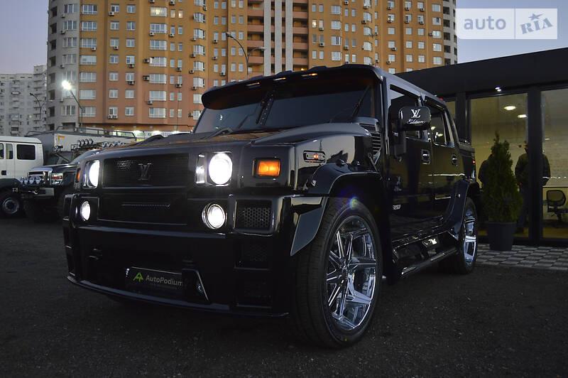 Hummer H2 2006 року в Києві