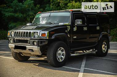 Позашляховик / Кросовер Hummer H2 2008 в Полтаві