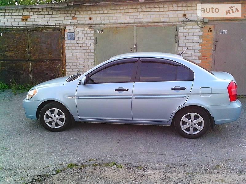 Hyundai Accent 2008 в Дубно