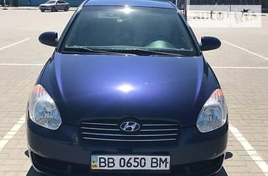 Hyundai Accent 2008 в Мариуполе
