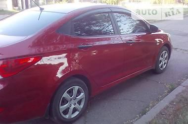 Hyundai Accent 2012 в Луганске