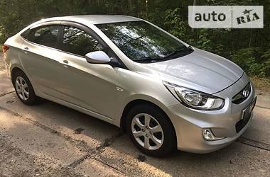 Hyundai Accent 2012 в Ахтырке