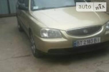 Hyundai Accent 2002 в Херсоне