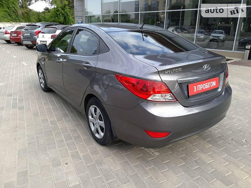 Hyundai Accent 1.4i 2011