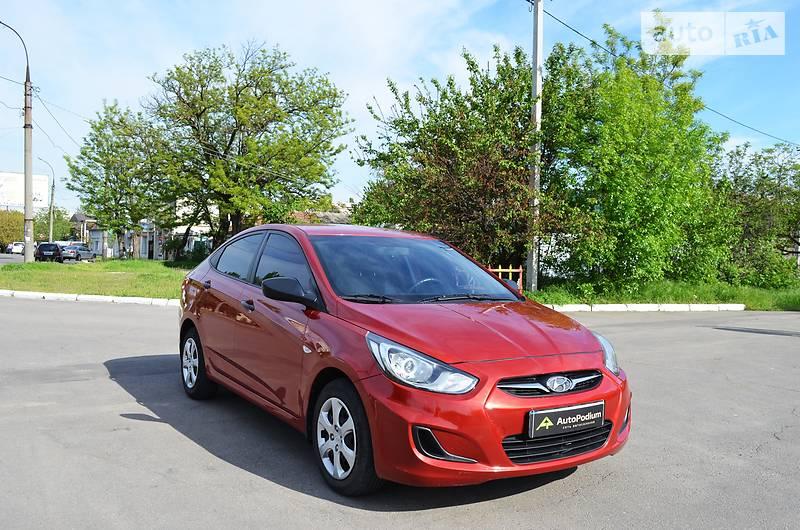 Hyundai Accent 2013 года в Николаеве