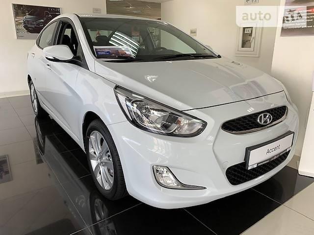 Hyundai Accent 2018 года в Николаеве