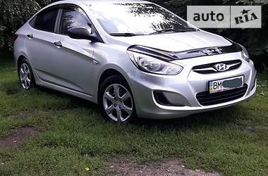 Hyundai Accent 2011 в Глухове