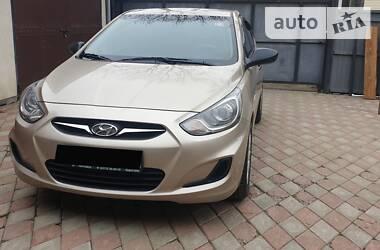 Hyundai Accent 2014 в Черновцах
