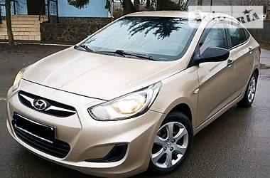 Hyundai Accent 2013 в Валках