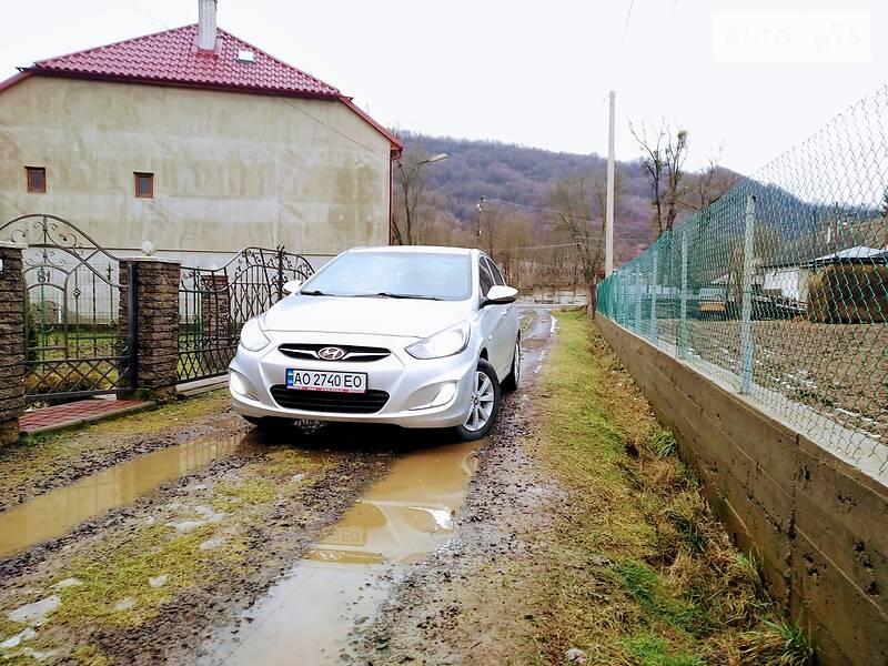Hyundai Accent 2011 в Сваляве