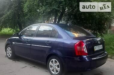 Hyundai Accent 2009 в Ивано-Франковске