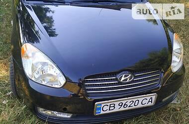Hyundai Accent 2007 в