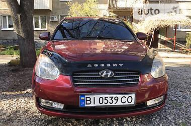 Hyundai Accent 2007 в Полтаве
