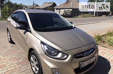 Hyundai Accent 2013 в Кривом Роге