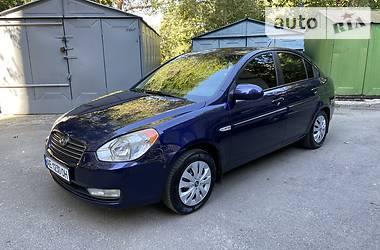 Hyundai Accent 2008 в Днепре
