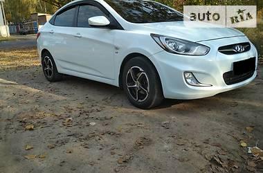 Hyundai Accent 2012 в Чернигове
