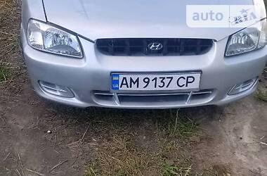 Hyundai Accent 2000 в Барановке