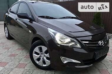 Hyundai Accent 2016 в Ахтырке