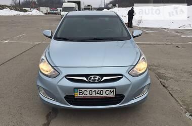 Седан Hyundai Accent 2011 в Львове