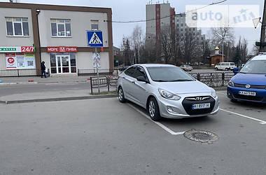 Седан Hyundai Accent 2013 в Вышгороде