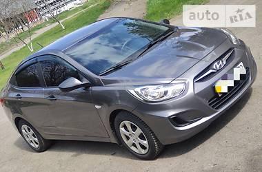 Седан Hyundai Accent 2011 в Желтых Водах