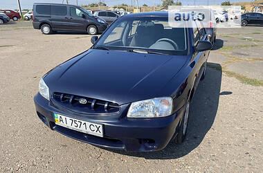Хэтчбек Hyundai Accent 2001 в Одессе