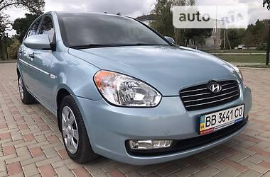 Седан Hyundai Accent 2007 в Старобельске