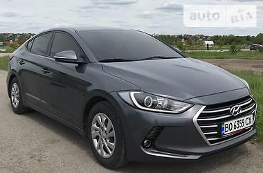 Седан Hyundai Avante 2017 в Тернополе