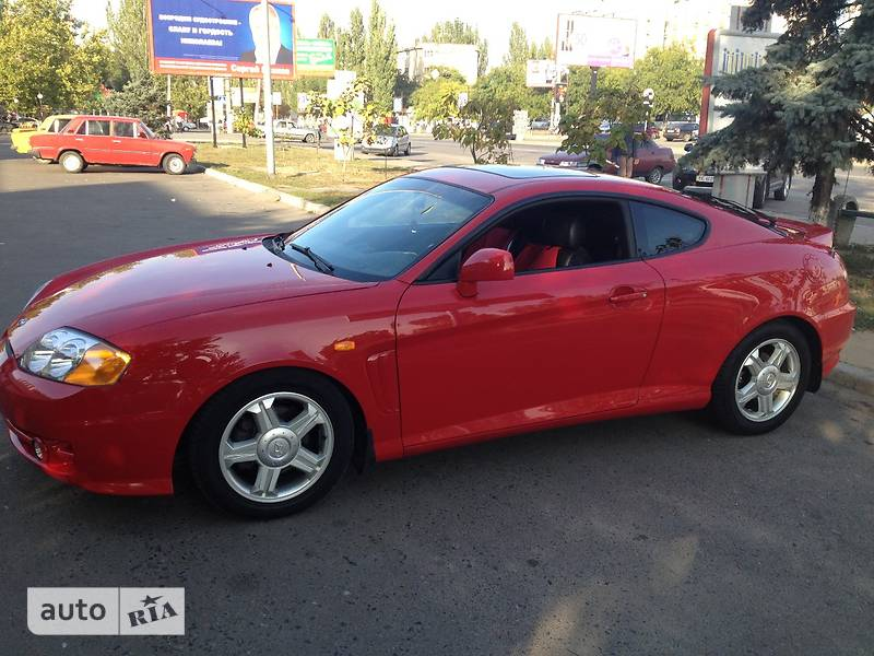 Hyundai Coupe 2003 в Николаеве