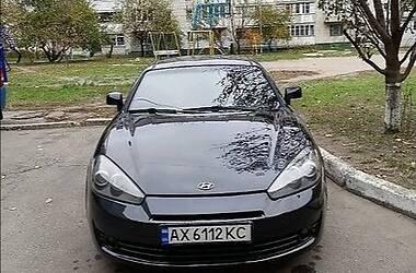 Купе Hyundai Coupe 2008 в Черкассах