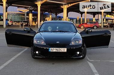 Купе Hyundai Coupe 2005 в Запорожье