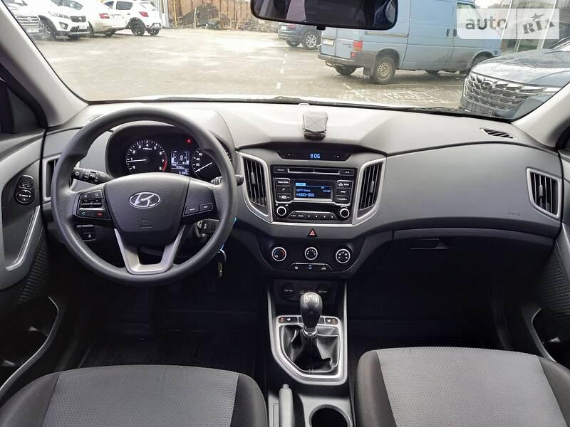 Hyundai Creta OFFICIAL AUTO 2017