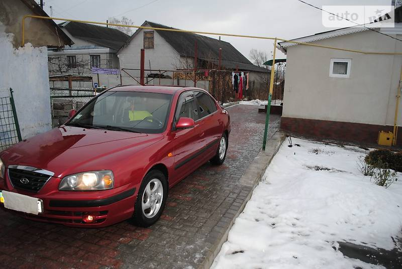 Hyundai Elantra 2005 в Белогорье