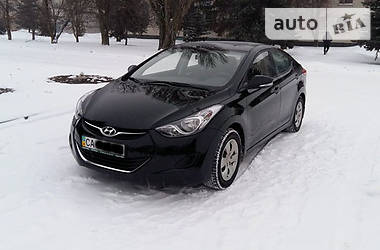 Hyundai Elantra 2012 в Черкассах