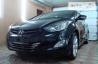 Hyundai Elantra 1.8i GLS 2012