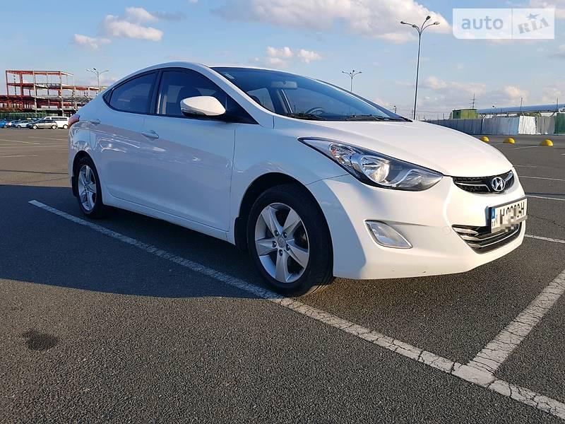 Hyundai Elantra 2012 в Києві