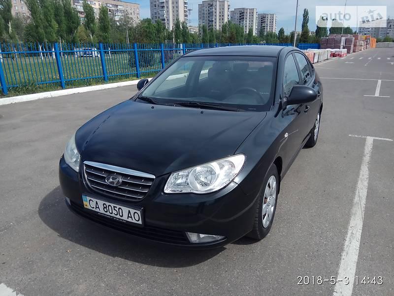 Hyundai Elantra 2008 в Черкассах