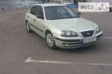Hyundai Elantra 2004 в Харькове