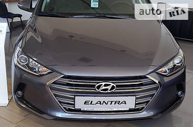 Hyundai Elantra 2018 в Запорожье