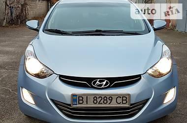 Hyundai Elantra 2013 в Желтых Водах