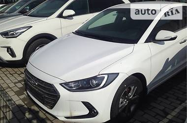 Hyundai Elantra 2018 в Полтаві