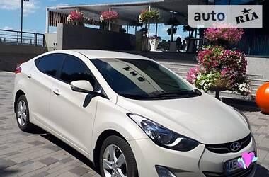 Hyundai Elantra 2012 в Днепре