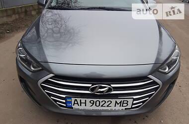 Hyundai Elantra 2017 в Вишневом