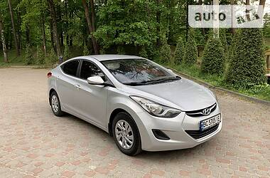 Hyundai Elantra 2013 в Дрогобыче