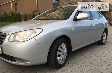 Hyundai Elantra 2008 в Львове