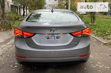 Hyundai Elantra 2014 в Киеве