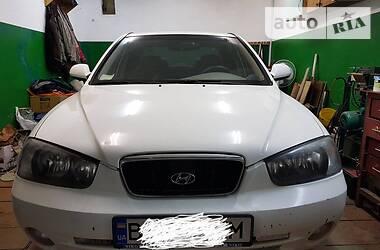 Hyundai Elantra 2002 в Кременчуге
