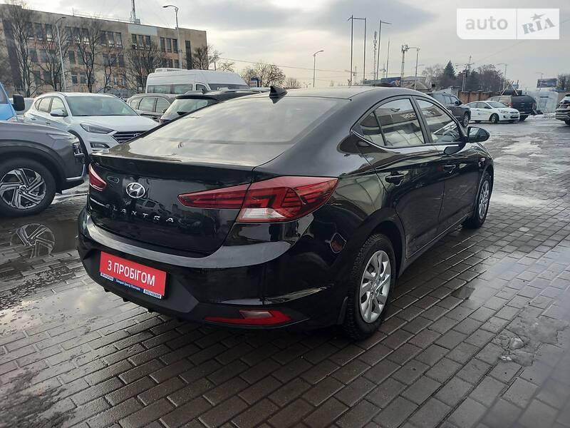 Hyundai Elantra OFFICIAL AUTOComfort 2019