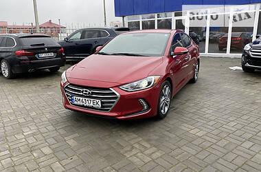 Hyundai Elantra 2016 в Херсоне