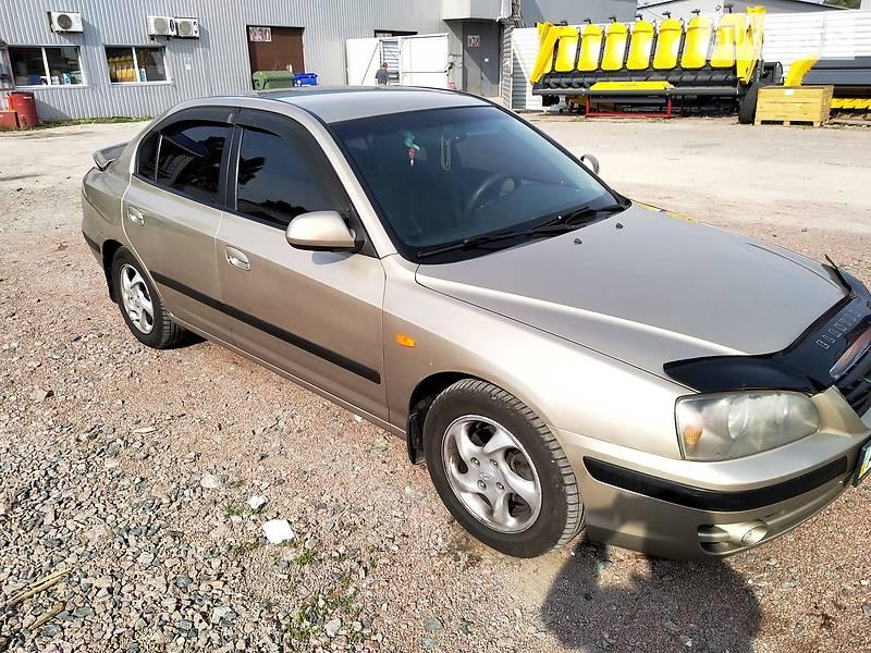 Седан Hyundai Elantra 2005 в Києві